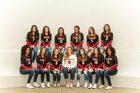 Robertson Cardinals Girls Varsity Volleyball Fall 18-19 team photo.