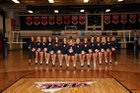 Liberty Christian Bulldogs Girls Varsity Volleyball Fall 18-19 team photo.