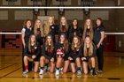 Bradshaw Mountain Bears Girls Varsity Volleyball Fall 18-19 team photo.