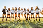 Walla Walla Valley Academy Knights Girls Varsity Volleyball Fall 18-19 team photo.
