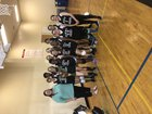 Quest Academy of West Little Rock Knights Girls Varsity Volleyball Fall 18-19 team photo.