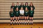 Selkirk Rangers Girls Varsity Volleyball Fall 18-19 team photo.