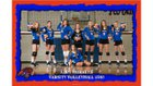 Cottondale Hornets Girls Varsity Volleyball Fall 18-19 team photo.