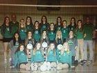 Van Buren Pointers Girls Varsity Volleyball Fall 18-19 team photo.