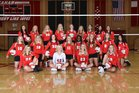 Kanab Cowboys Girls Varsity Volleyball Fall 18-19 team photo.
