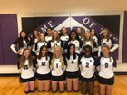 Mascoutah Indians Girls Varsity Volleyball Fall 18-19 team photo.