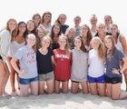 Archbishop Mitty Monarchs Girls Varsity Field Hockey Fall 18-19 team photo.