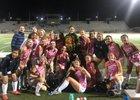 Del Norte Nighthawks Girls Varsity Field Hockey Fall 18-19 team photo.