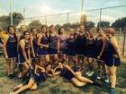 Willows Honkers Girls Varsity Tennis Fall 15-16 team photo.