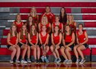 Vernon-Verona-Sherrill Red Devils Girls Varsity Tennis Fall 15-16 team photo.