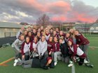 Broadneck Bruins Girls Varsity Lacrosse Spring 18-19 team photo.