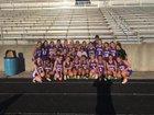 East Coweta Indians Girls Varsity Lacrosse Spring 18-19 team photo.