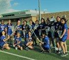 University Wildcats Girls Varsity Lacrosse Spring 18-19 team photo.