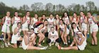 Scott County Cardinals Girls Varsity Lacrosse Spring 18-19 team photo.