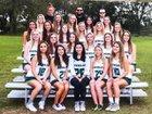 Sickles Gryphons Girls Varsity Lacrosse Spring 18-19 team photo.