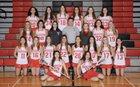 Deerfield Warriors Girls Varsity Lacrosse Spring 18-19 team photo.