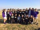 Lemoore Tigers Girls Varsity Soccer Winter 13-14 team photo.