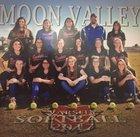 Moon Valley Rockets Girls Varsity Softball Spring 16-17 team photo.