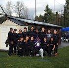 Garfield Bulldogs Girls Varsity Softball Spring 16-17 team photo.