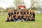 Calico Rock Pirates Girls Varsity Softball Spring 16-17 team photo.