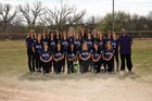 Santa Rosa Lions Girls Varsity Softball Spring 16-17 team photo.
