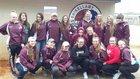 Shikellamy Braves Girls Varsity Softball Spring 16-17 team photo.