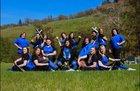 Lyle/Wishram Cougars Girls Varsity Softball Spring 16-17 team photo.