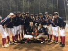 Coronado Cougars Girls Varsity Softball Spring 16-17 team photo.