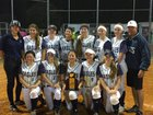 South Lake Eagles Girls Varsity Softball Spring 16-17 team photo.