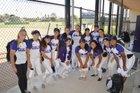 Carlsbad Lancers Girls Varsity Softball Spring 16-17 team photo.