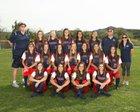 Tesoro Titans Girls Varsity Softball Spring 16-17 team photo.