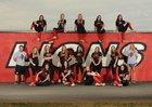 Liberty Lions Girls Varsity Softball Spring 16-17 team photo.