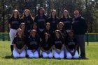 Wakefield Wolverines Girls Varsity Softball Spring 16-17 team photo.