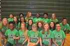 White Station Spartans Girls Varsity Softball Spring 16-17 team photo.