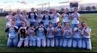 Corning Bobcats Girls Varsity Softball Spring 16-17 team photo.