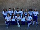 Bloomfield Bobcats Girls Varsity Softball Spring 16-17 team photo.