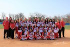 Scott County Cardinals Girls Varsity Softball Spring 16-17 team photo.
