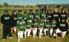 San Luis Sidewinders Girls Varsity Softball Spring 16-17 team photo.
