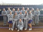 Franklin Cougars Girls Varsity Softball Spring 16-17 team photo.