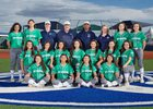 Rio Rancho Rams Girls Varsity Softball Spring 16-17 team photo.