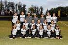Plant Panthers Girls Varsity Softball Spring 16-17 team photo.
