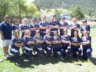 Ruidoso Warriors Girls Varsity Softball Spring 16-17 team photo.