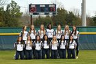 Heritage Huskies Girls Varsity Softball Spring 16-17 team photo.