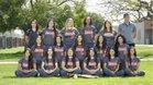 Saint Joseph Jesters Girls Varsity Softball Spring 16-17 team photo.