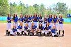 Hatton Hornets Girls Varsity Softball Spring 16-17 team photo.