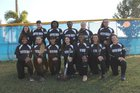 South Dade Buccaneers Girls Varsity Softball Spring 16-17 team photo.