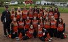 Asotin Panthers Girls Varsity Softball Spring 16-17 team photo.
