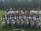 Genoa Central Dragons Girls Varsity Softball Spring 16-17 team photo.