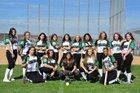 Mission Vista  Girls Varsity Softball Spring 16-17 team photo.
