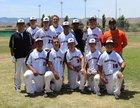 Coalinga Horned Toads Boys Varsity Baseball Spring 13-14 team photo.